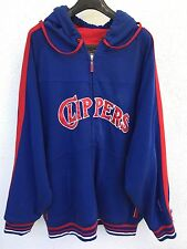Los Angeles Clippers Hooded Warm Up Jacket