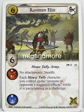 A Game of Thrones LCG - 1x Raventree Elite  #033 - A Deadly Game