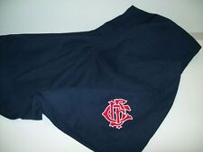 Chicago Fire Department Navy Blue Embroidered Stadium Fleece Blanket