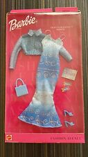 BARBIE FASHION AVENUE  YACHT CLUB HOLIDAY, BLUE GOWN DRESS, SWEATER ,  MORE  NEW