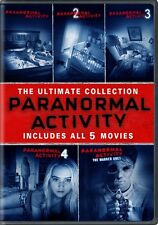 Paranormal Activity - The Ultimate Collection DVD