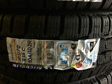 NEW Michelin Agilis Alpin 195 70 R15 Commercial Tyres