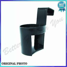 BLACK Car Drink Beverage Cup Holder Stand Gadgets Accessories Van Truck Can