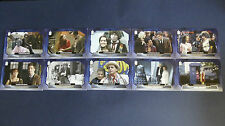 TOPPS 2015 DR WHO SET COMPANIONS- EXTREMELY HARD TO FIND