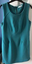 Size 12 Green Dress New Look Formal Shift 1960s