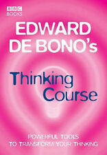 De Bono's Thinking Course, Dr Edward De Bono