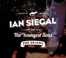 The  Skinny [Digipak] * by Ian Siegal/Ian Siegal & the Youngest Sons (CD,...