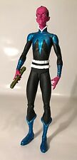 "DC Direct Sinestro 6"" Figure Justice League Series 1 Alex Ross Green Lantern"