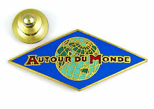 PINS MODE - EMAIL GRAND FEU VETEMENTS AUTOUR DU MONDE - Clothes Fashion