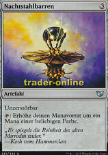 2x Nachtstahlbarren (Darksteel Ingot) Commander 2015 Magic