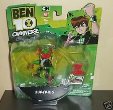New in the Package ~ Ben 10 Omniverse Action Figure ~ Juryrigg