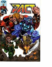 Lot Of 4 The Pact Image Comic Book #1 2 3 3 Thor J193