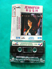 ►►rare Polish cassette Jennifer Rush Wings of Desire Brawo mc POLAND