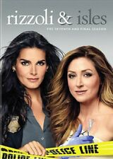 Rizzoli & Isles Season 7 Series Seven The Final Season and New DVD