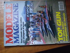 $$5 Revue modele magazine N°490 PLan encarte Fleche  colles  chargeur d'accus