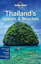 Lonely Planet Thailand's Islands & Beaches 10th and newest edition Ships Free