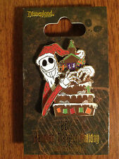 Disney Haunted Mansion Holiday 2013 Pin SANDY CLAWS JACK CAKE NBC Nightmare LE