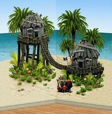 PIRATE HIDE-AWAY PROPS Wall PARTY Prop Decorations PETER PAN