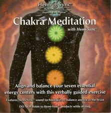 Hemi Sync - Chakra Meditation CD Metamusic *NEW*