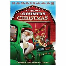 A Country Christmas (DVD, 2013) SKU 3203