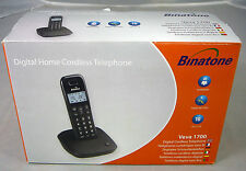 Binatone Veva 1700 Digital Cordless Home DECT Phone Telephone