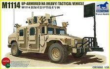 Bronco 1/35 CB35092 M1114 Up-Armored HA Tactical Vehicle