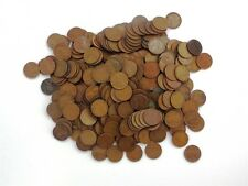 1lb Bag of Wheat Pennies- Lincoln Wheat 1909-1958 Small Cents US Coin Collection