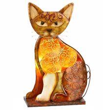 Deco Flair Electric Luminary - Capiz Shell - Cat