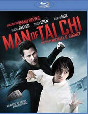 DVD Man Of Tai Chi [Blu-ray]  - Free Shipping