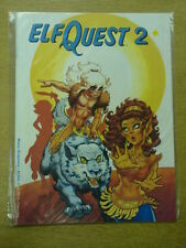 ELFQUEST 2 VF WARP GRAPHICS US MAGAZINE WOLFSONIC