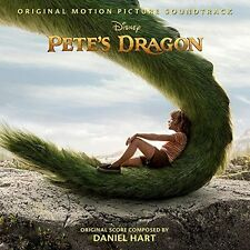 OST/PETE'S DRAGON (ELLIOT,DER DRACHE) - LINDSEY STIRLING, THE LUMINEERS -CD NEU