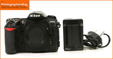 Nikon D200 Digital 10MP SLR Camera Body, Charger,Battery +  Free UK Post