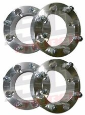 (4) Yamaha YXZ 1000R Side by side UTV Billet Wheel Spacers 12mm x 1.25mm stud 2""