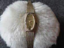 Pretty Caravelle Ladies Wind Up Watch