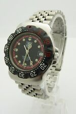 Tag Heuer Formula F1 WA1214 MidSize Swiss Quartz Stainless Steel Watch