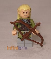 Lego Legolas from Set 9473 Mines of Moria Lord of the Rings Elf BRAND NEW lor015