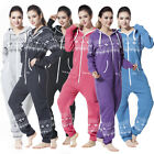 Nordic Way Printed One Piece Jumpusit All In One Fashion New Design Hoody Fleece