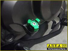 Kawasaki Pro Z125 Z 125 2016 Area 22 Oil Dip Stick Filler Cap Black / Green