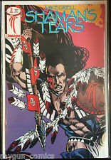 Mike Grell's Shaman's Tears #2 NM- 1st Print Free UK P&P Image Comics