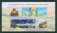 GB 2008 Northern Ireland  Minisheet.  Mint MNH. One postage for multiple buys.
