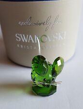 Swarovski, Replica Dark Green Mouse, Exclusive Kristallwelten Art No 5255871
