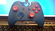 CUSTOM Matte Blue xbox One Modded Rapid Fire Controller Ghosts 110 Modes