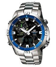 Casio EMA100D-1A2V Men's Edifice Analog Wrist Watch