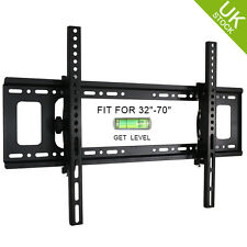 Adjustable Tilt TV LCD LED Wall Mount Bracket 32 37 42 46 50 52 55 57 60 65 70