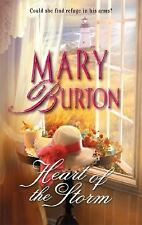 Heart of the Storm by Burton, Mary, Good Book