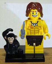 Lego Minifigure - Jungle Boy (Minifig Series 7  2012)