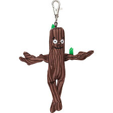 Stickman Keyring / Backpack Clip Soft Toy -  Stick Man by Julia Donaldson