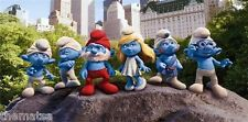 THE SMURFS BIG CITY USA MADE METAL LICENSE PLATE