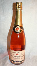 FREE FAST SHIPPING WORLDWIDE BOUTEILLE CHAMPAGNE ALFRED ROTHSCHILD BRUT ROSE