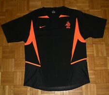 "Holland ""M"" 2002-2004 Nike Shirt Away Jersey Netherlands Trikot"